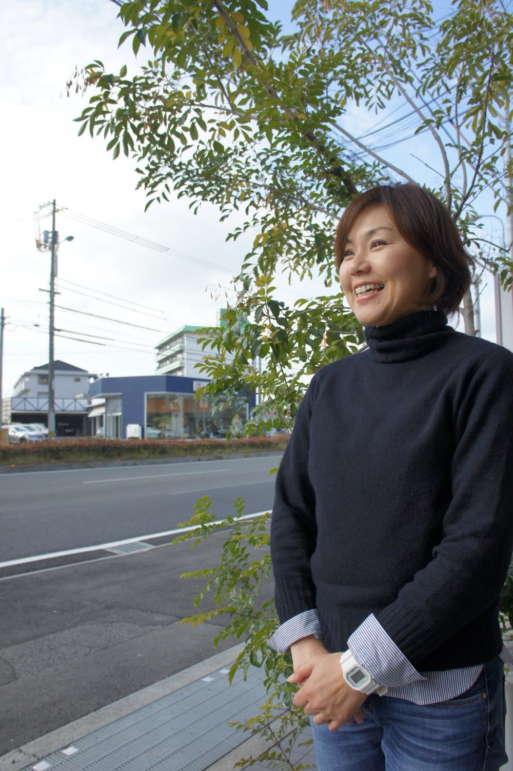 岩岡 千賀子