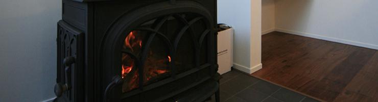 薪ストーブ・暖炉 画像