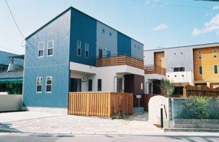 中庭&専用庭付きアパートメント エトランジュ