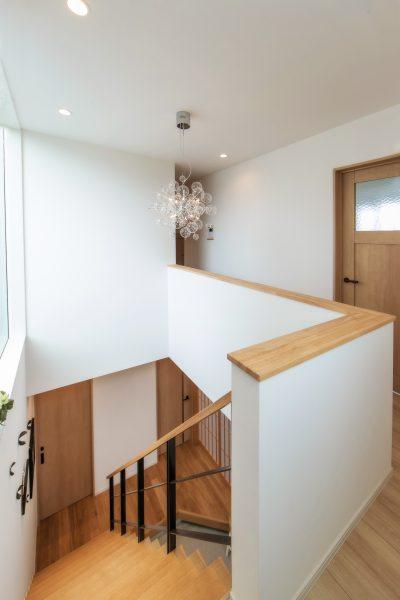 浮遊階段のあるお家7