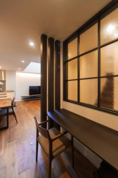 NAVYの塗り壁のお家2