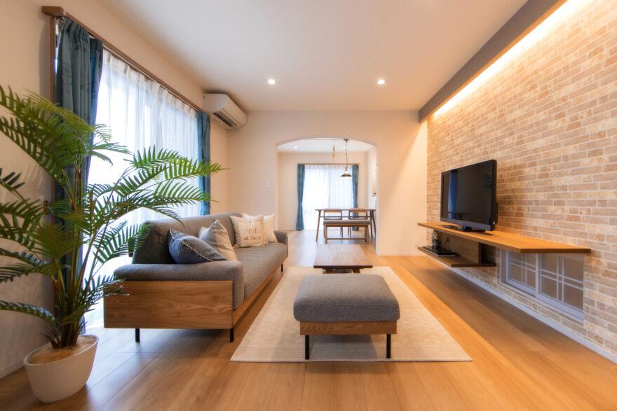 多彩なアイデアから叶えた、新築のように快適なわが家